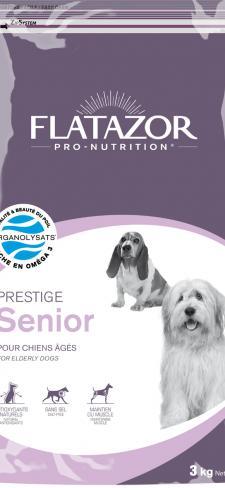 Flatazor prestige senior 3kg 310503