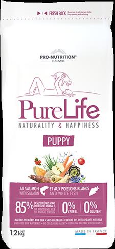 Purelie puppy